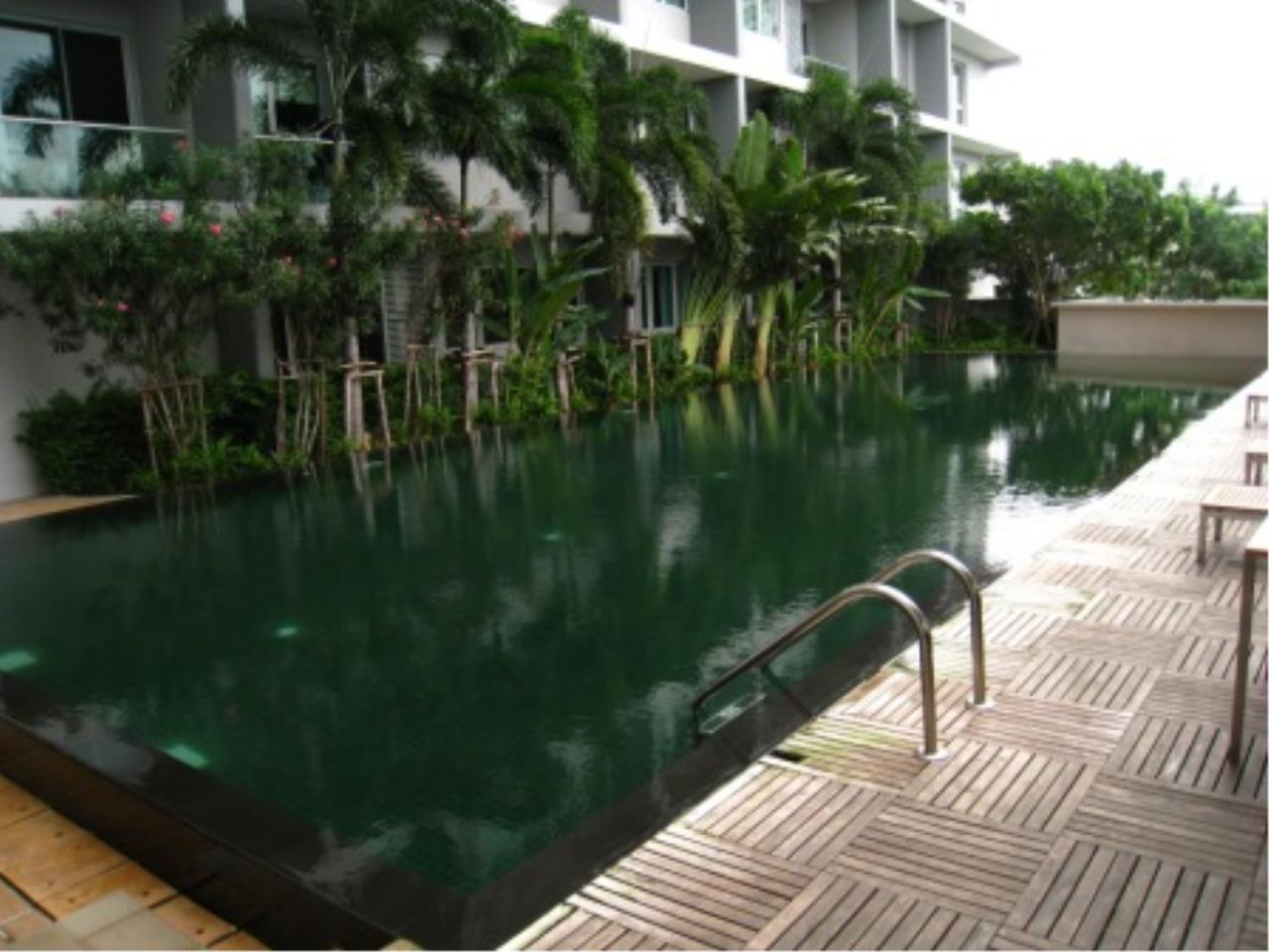 BKK Condos Agency's Two bedroom condo for sale or rent at The Star Estate @ Narathiwas 13