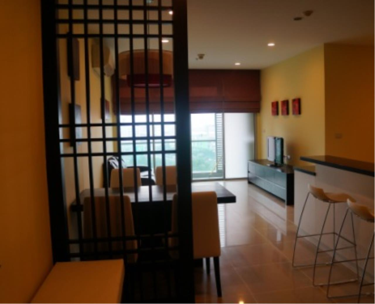 BKK Condos Agency's Two bedroom condo for sale or rent at The Star Estate @ Narathiwas 7