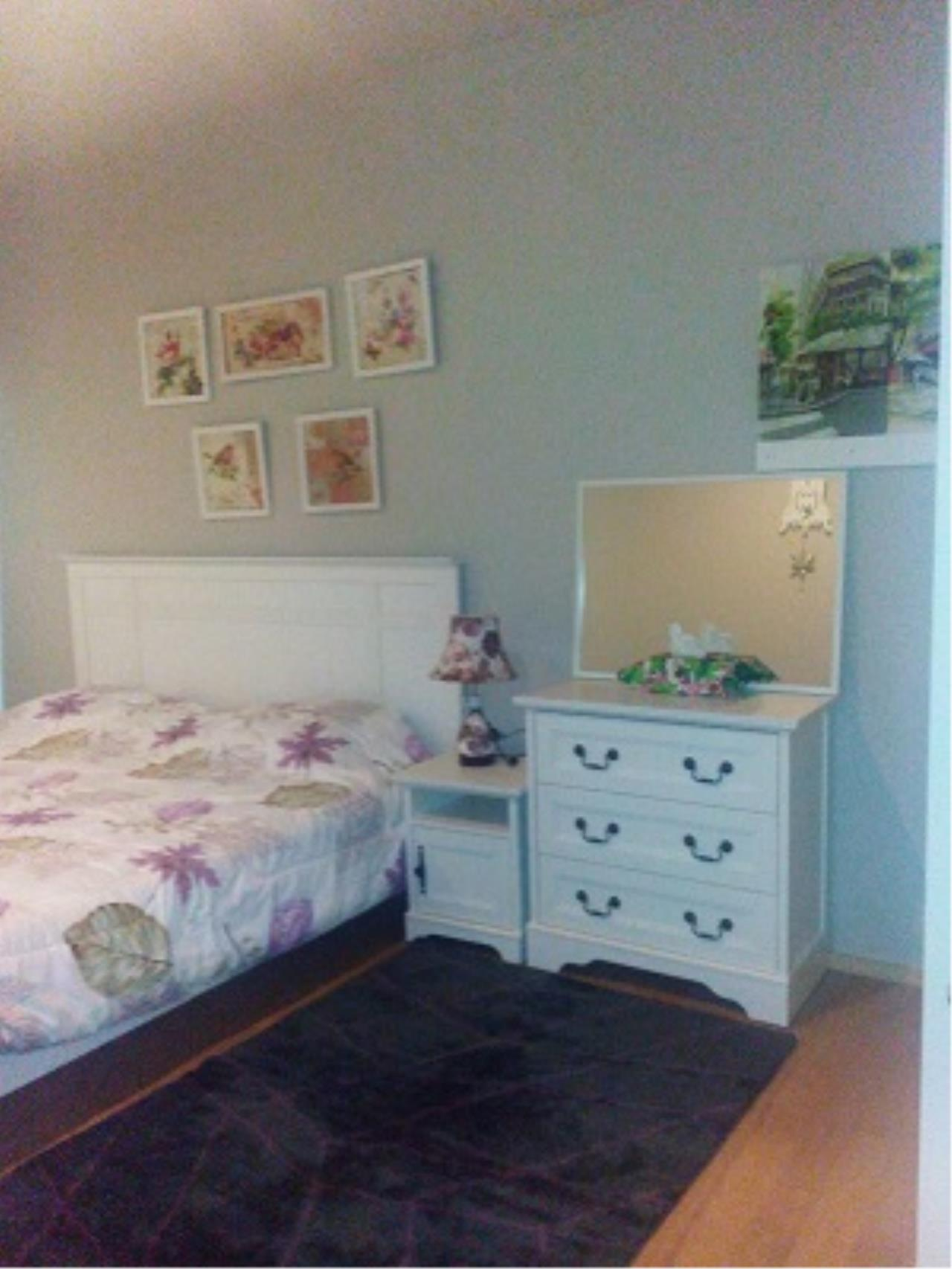 BKK Condos Agency's One bedroom condo for rent at Noble Refine  4
