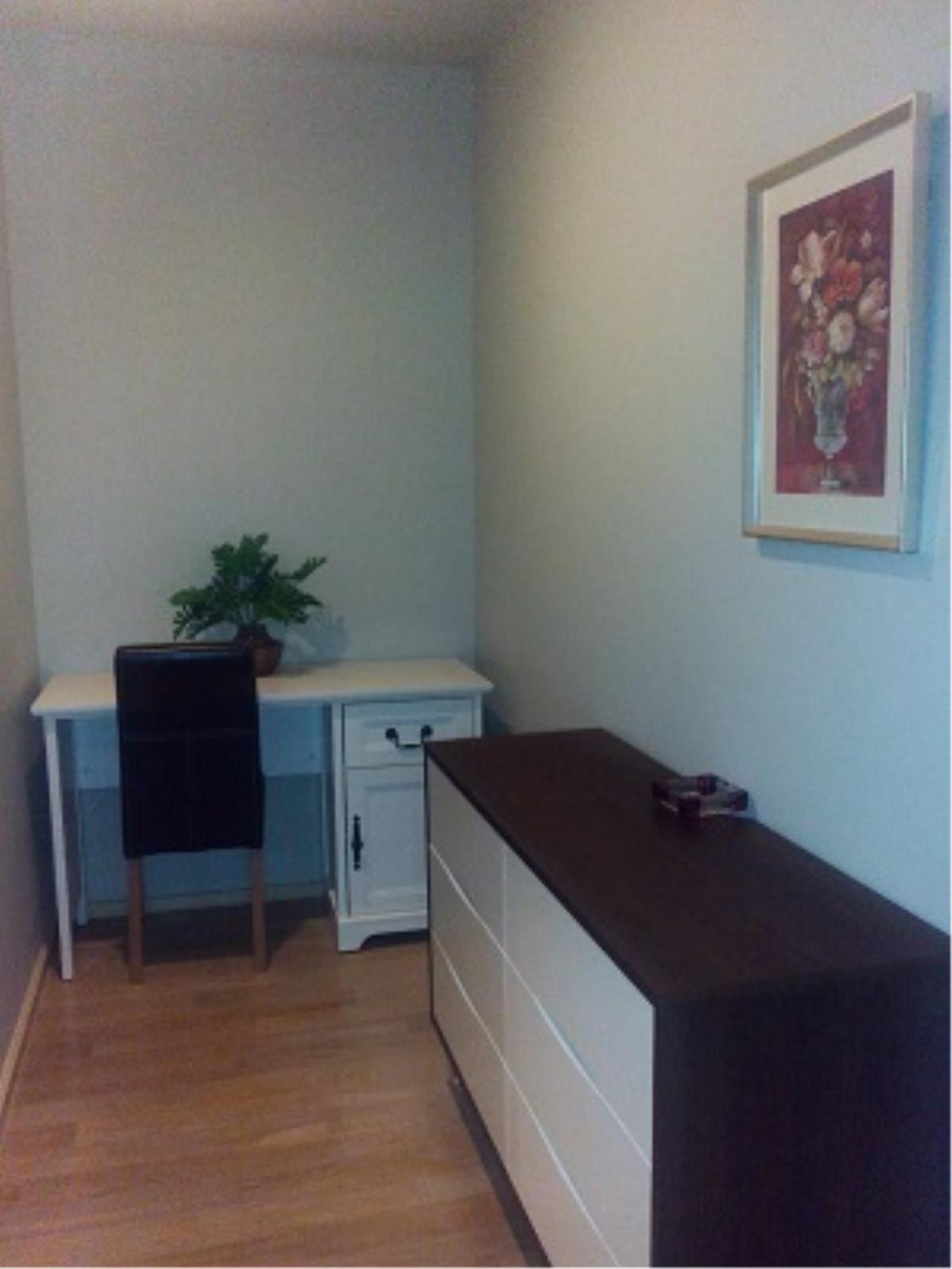 BKK Condos Agency's One bedroom condo for rent at Noble Refine  14