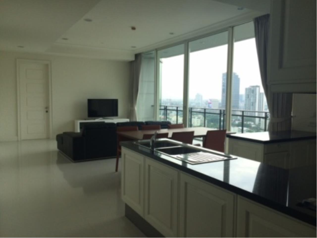 BKK Condos Agency's Luxury two bedroom condo for rent at Royce Residence  14