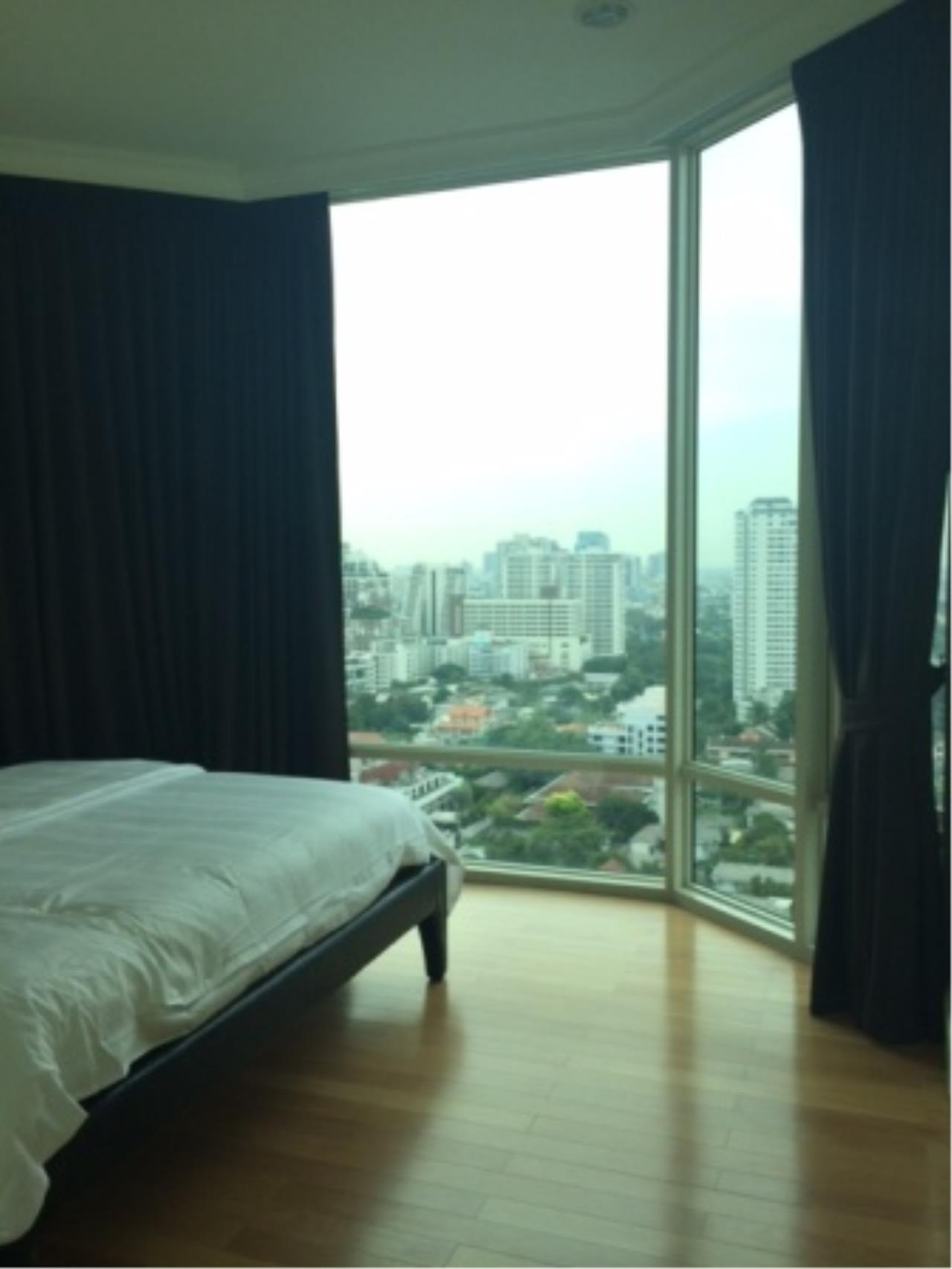 BKK Condos Agency's Luxury two bedroom condo for rent at Royce Residence  6