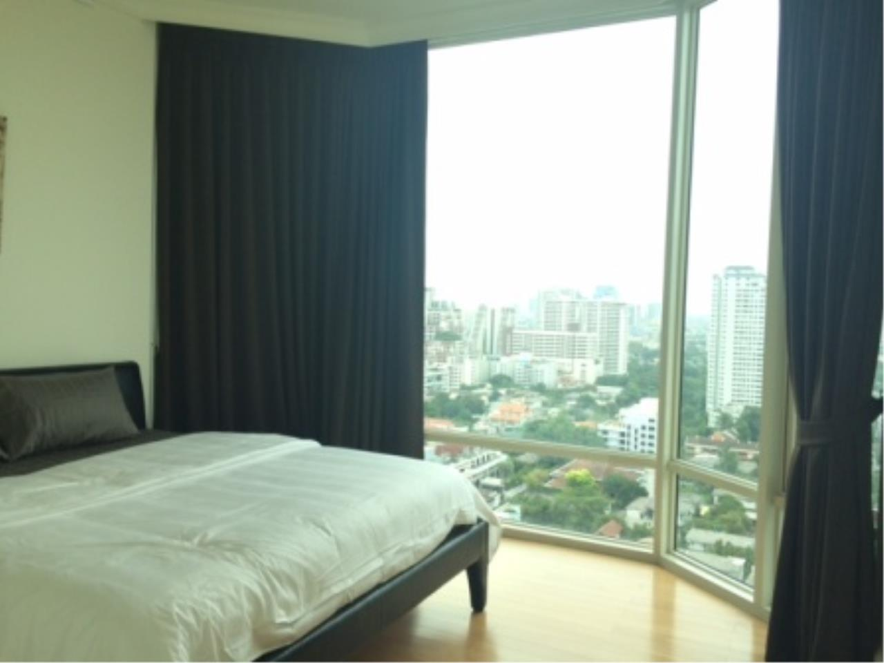 BKK Condos Agency's Luxury two bedroom condo for rent at Royce Residence  11
