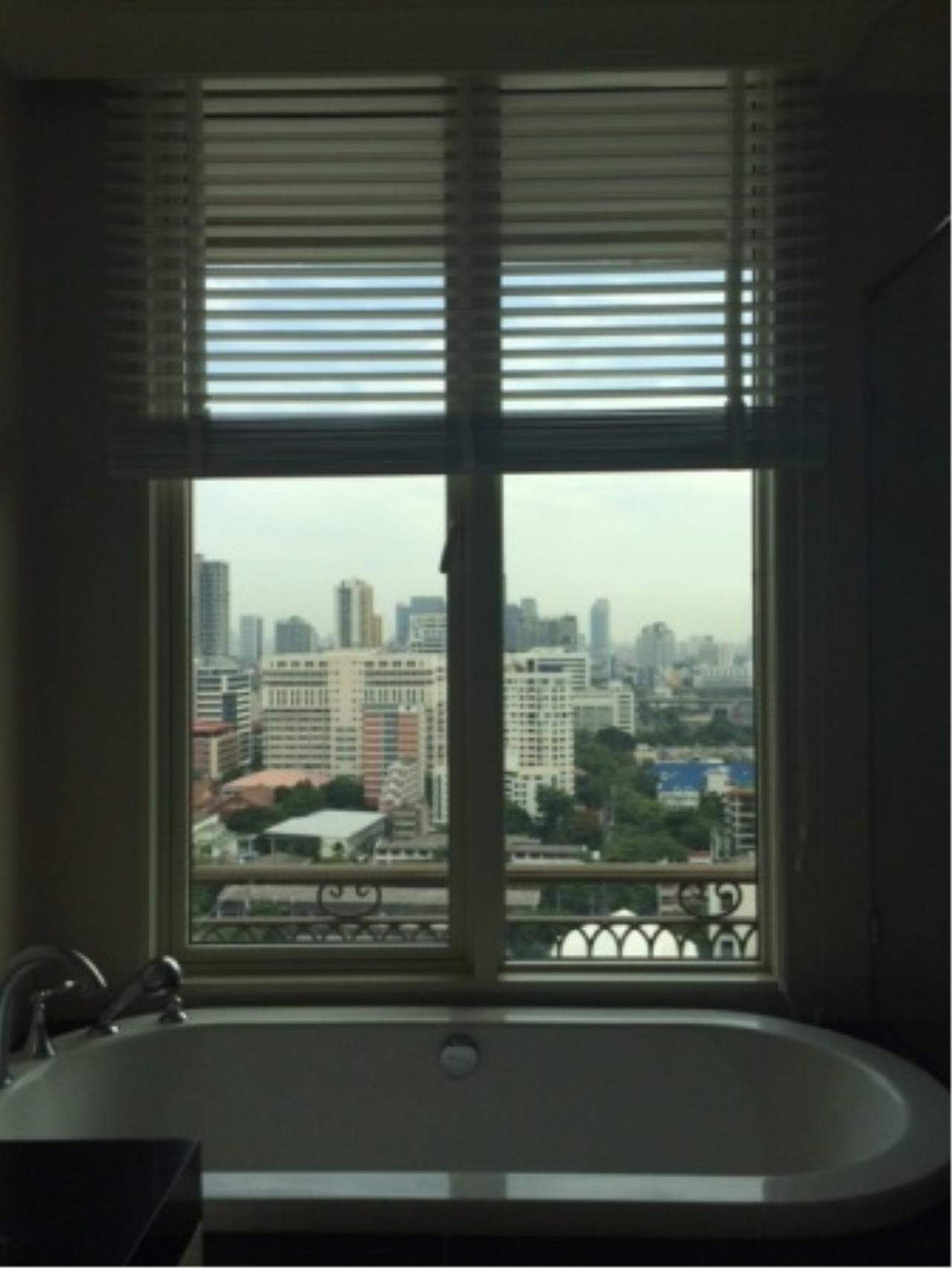 BKK Condos Agency's Luxury two bedroom condo for rent at Royce Residence  4