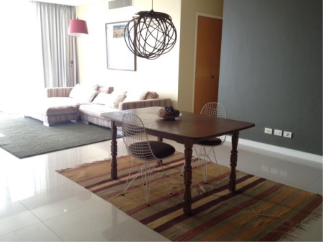 BKK Condos Agency's Three bedroom condo for rent at Fullerton Sukhumvit  5