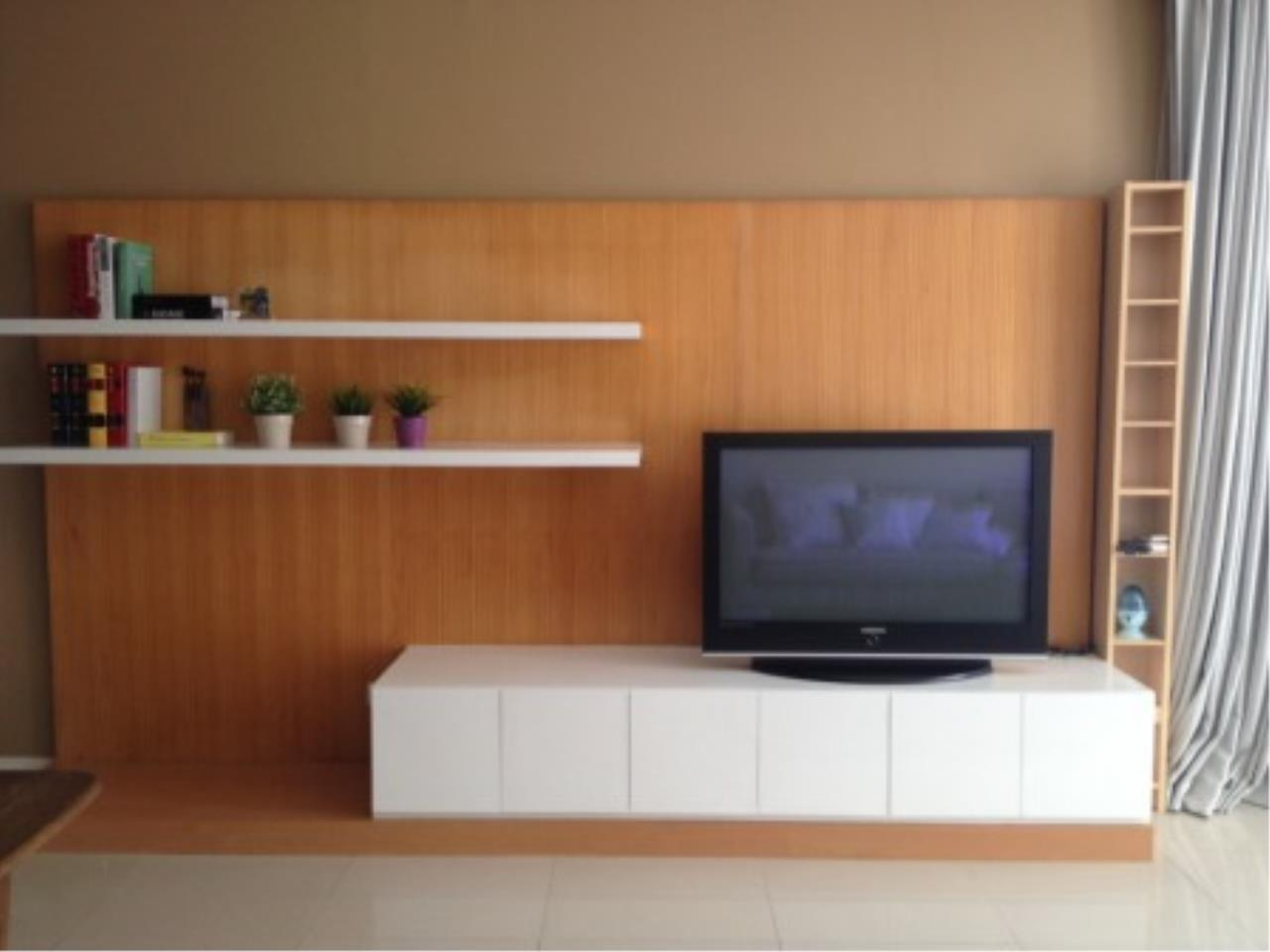 BKK Condos Agency's Three bedroom condo for rent at Fullerton Sukhumvit  3