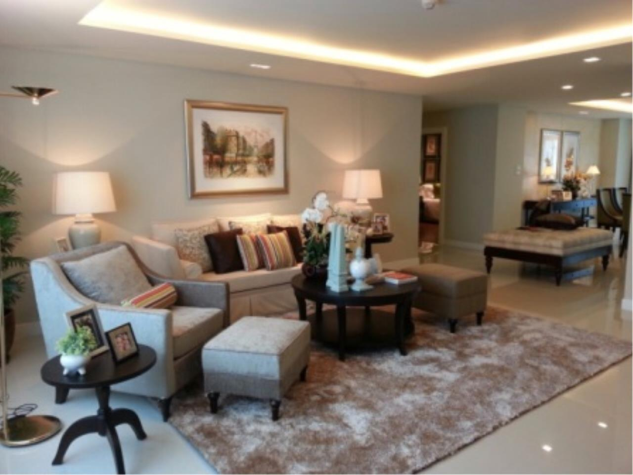 BKK Condos Agency's Vintage cozy 3 bedroom condo for rent at Romsai Residence   Thong Lo  4