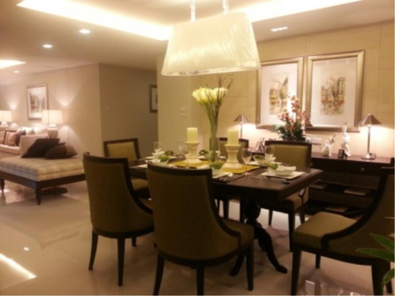BKK Condos Agency's Vintage cozy 3 bedroom condo for rent at Romsai Residence   Thong Lo  3