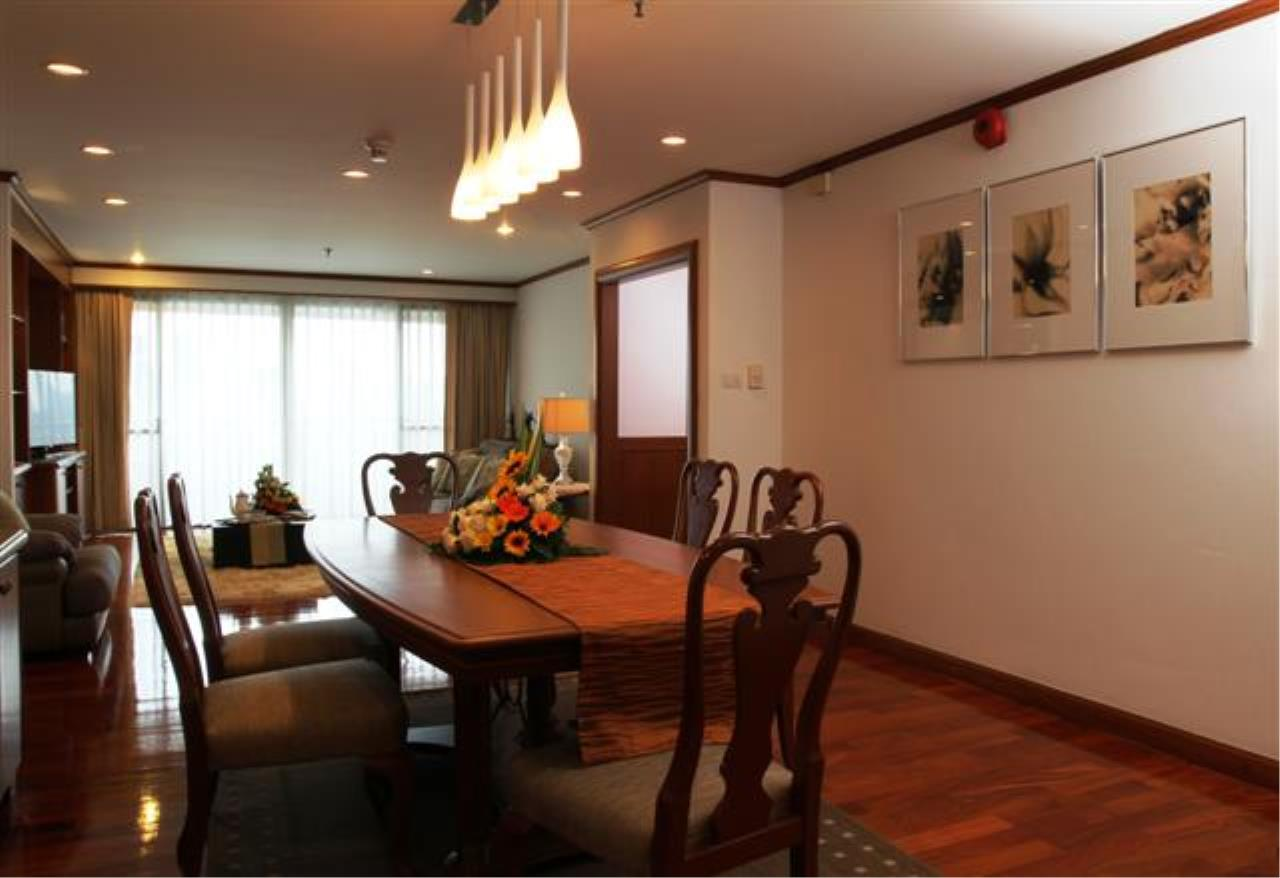 BKK Condos Agency's  Two Bedroom executive suite for rent at Mayfair Garden Apartment 19
