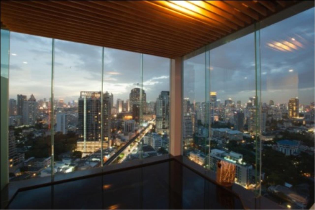 BKK Condos Agency's Stylish one bedroom condo at AEQUA for rent   Thong Lo  4