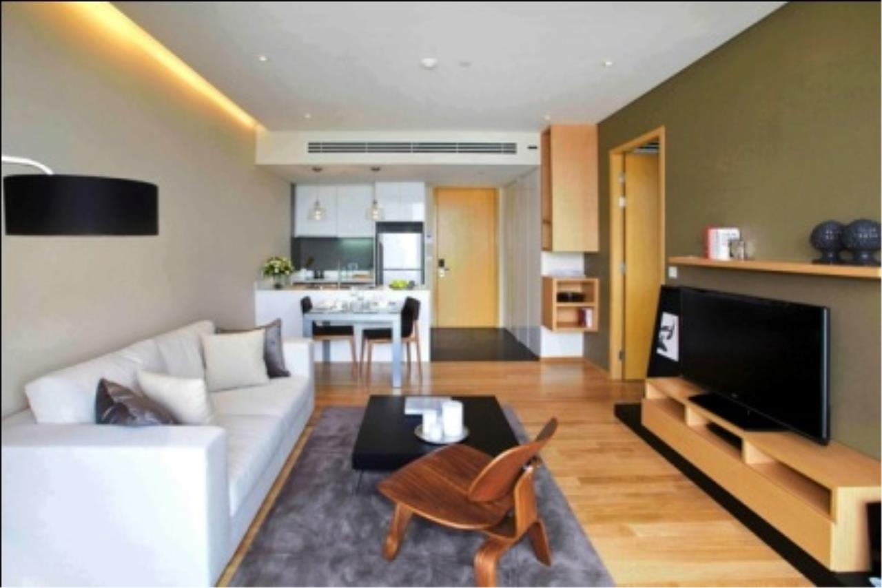 BKK Condos Agency's Stylish one bedroom condo at AEQUA for rent   Thong Lo  3
