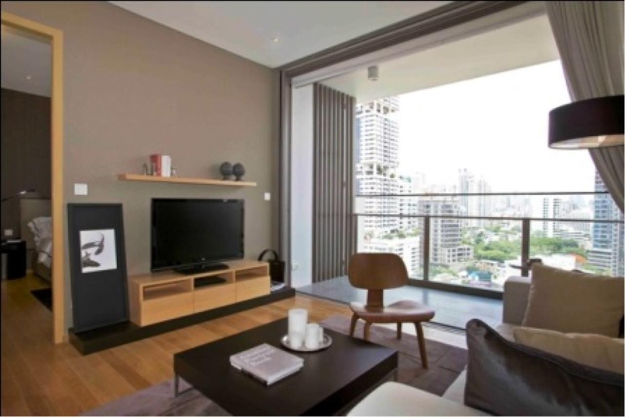 BKK Condos Agency's Stylish one bedroom condo at AEQUA for rent   Thong Lo  2