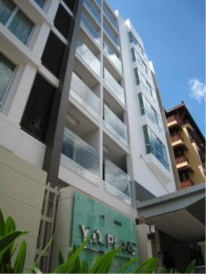 BKK Condos Agency's Three bedroom apartment for rent in Sukhumvit 16   Y.O. Place 1