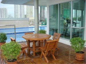 BKK Condos Agency's Three bedroom apartment for rent in Sukhumvit 16   Y.O. Place 11