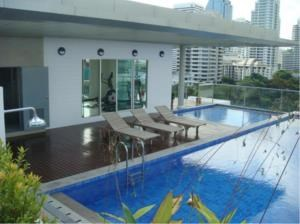 BKK Condos Agency's Three bedroom apartment for rent in Sukhumvit 16   Y.O. Place 2
