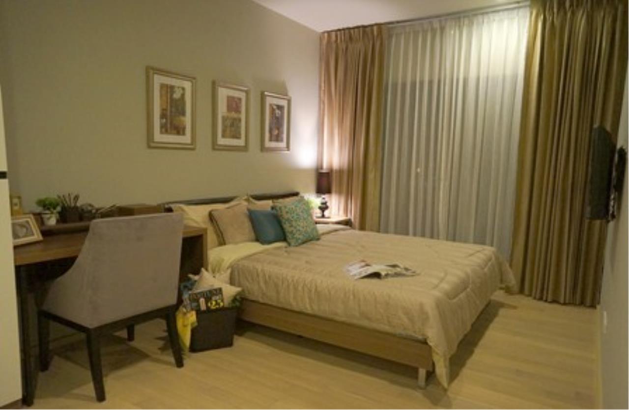 BKK Condos Agency's Nice one bedroom condo for rent Noble Refine 4