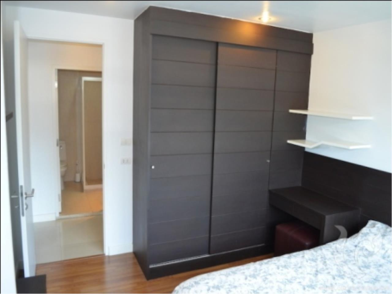 BKK Condos Agency's Nice design 2 bedroom condo for rent at The Clover Thong Lo 18  12