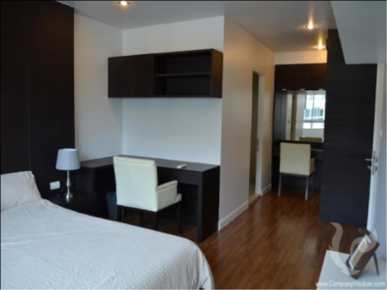 BKK Condos Agency's Nice design 2 bedroom condo for rent at The Clover Thong Lo 18  9