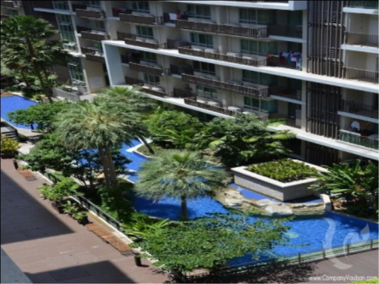 BKK Condos Agency's Nice design 2 bedroom condo for rent at The Clover Thong Lo 18  7