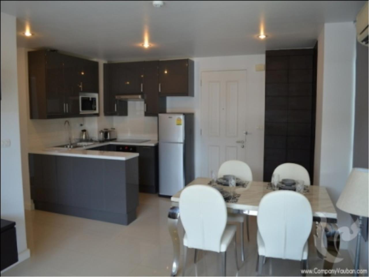 BKK Condos Agency's Nice design 2 bedroom condo for rent at The Clover Thong Lo 18  6