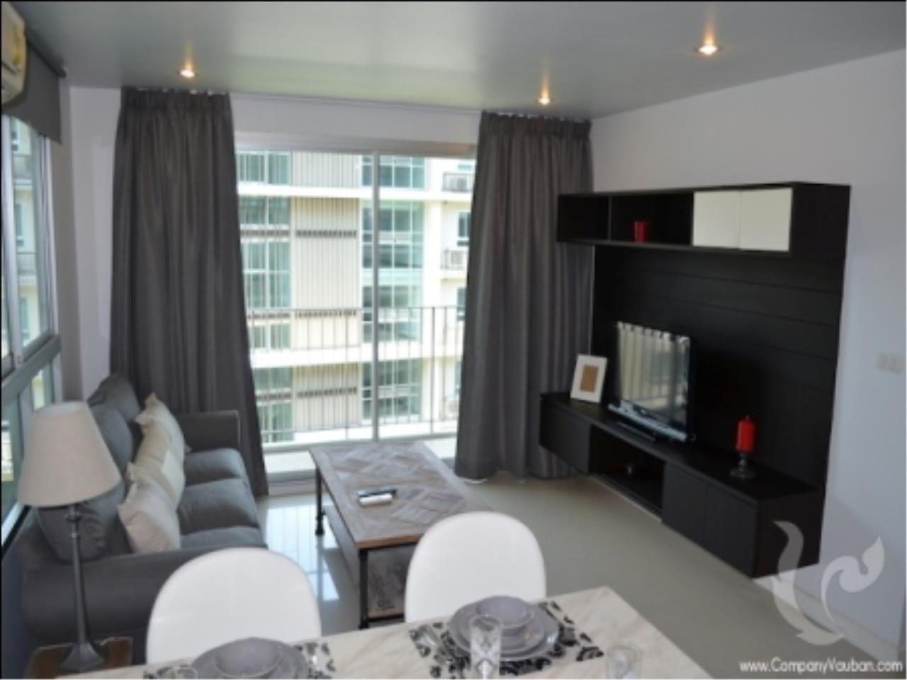 BKK Condos Agency's Nice design 2 bedroom condo for rent at The Clover Thong Lo 18  4