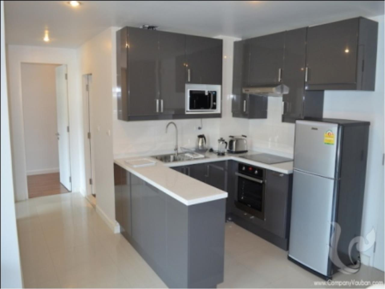 BKK Condos Agency's Nice design 2 bedroom condo for rent at The Clover Thong Lo 18  3