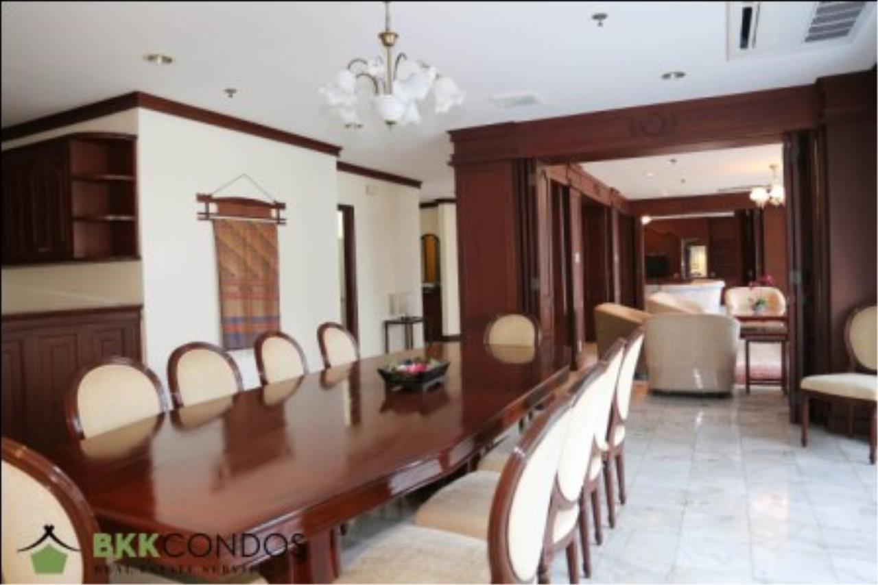 BKK Condos Agency's 2 bedroom condo + 1 office room for rent or sale at The Moon Tower 20