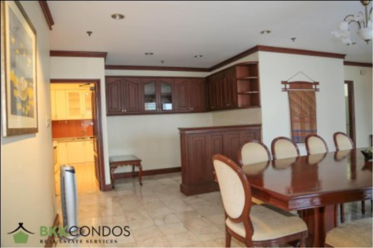 BKK Condos Agency's 2 bedroom condo + 1 office room for rent or sale at The Moon Tower 19