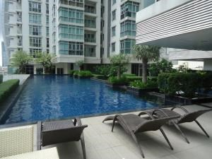 BKK Condos Agency's Studio condo for rent at Nusasiri Grand  Ekkamai 7