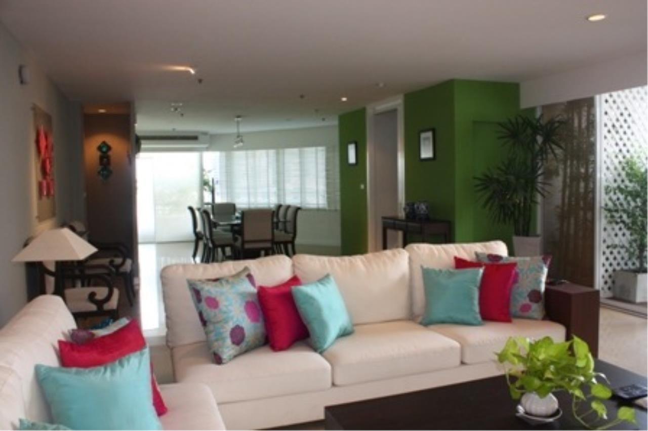BKK Condos Agency's Duplex 3 bedroom for sale at Moon Tower 22