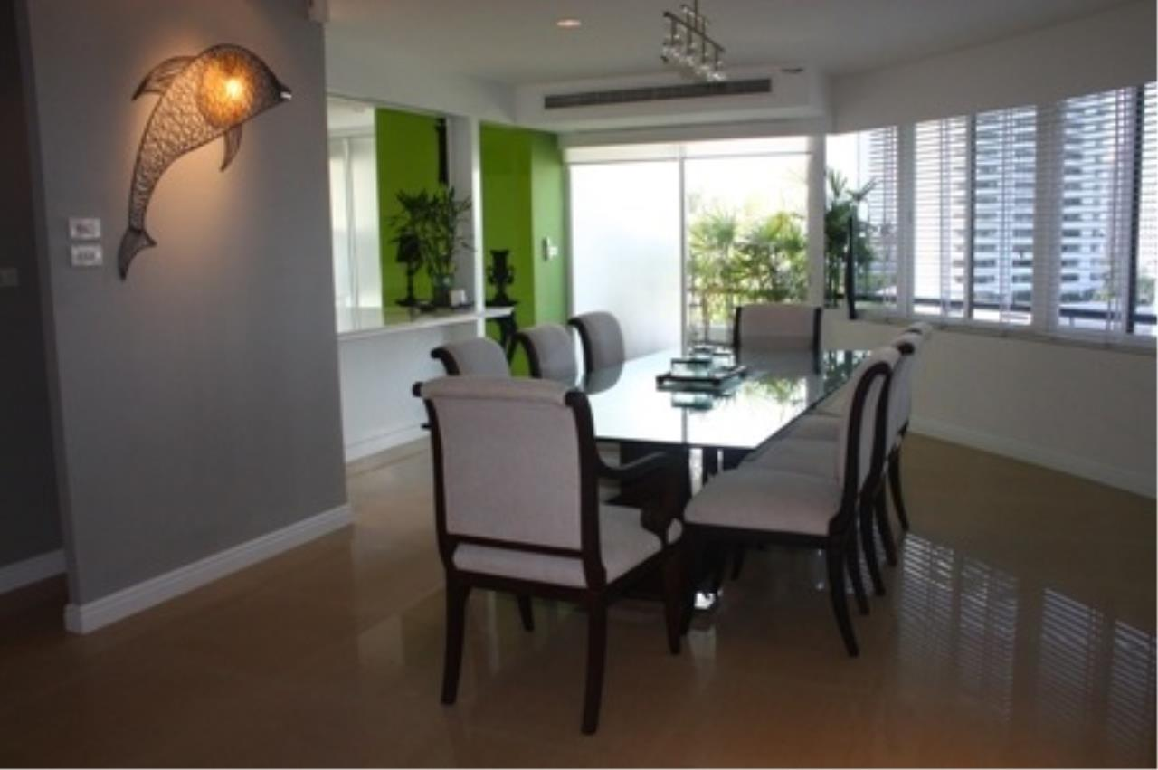 BKK Condos Agency's Duplex 3 bedroom for sale at Moon Tower 16