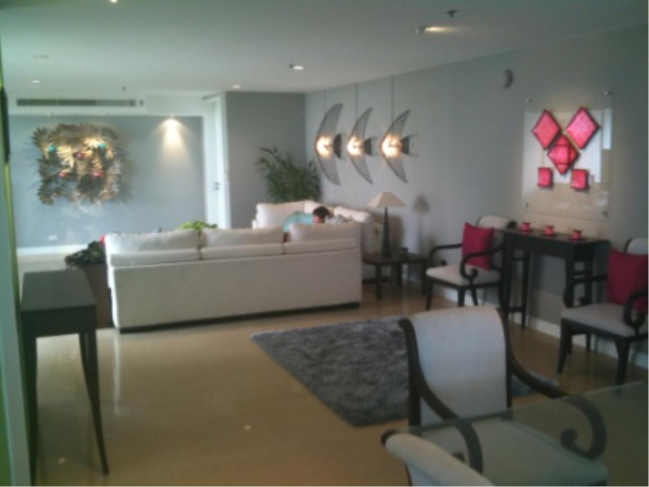 BKK Condos Agency's Duplex 3 bedroom for sale at Moon Tower 15