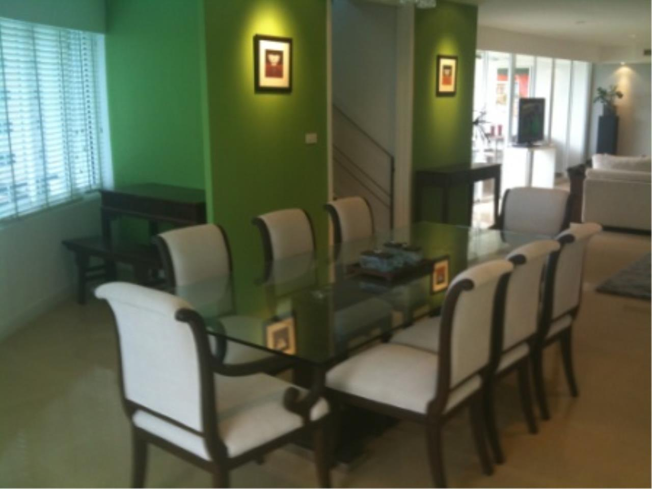 BKK Condos Agency's Duplex 3 bedroom for sale at Moon Tower 14