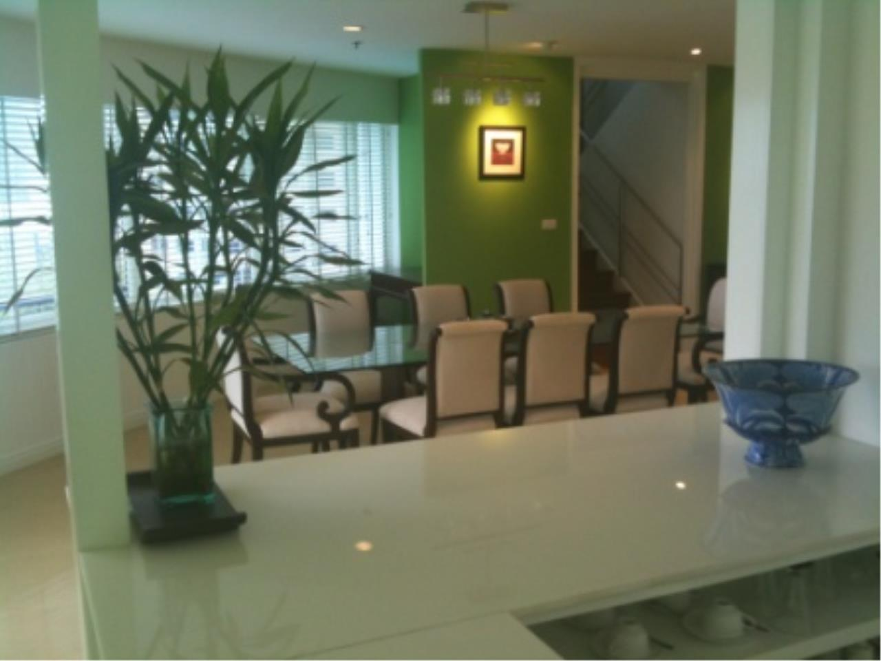 BKK Condos Agency's Duplex 3 bedroom for sale at Moon Tower 10