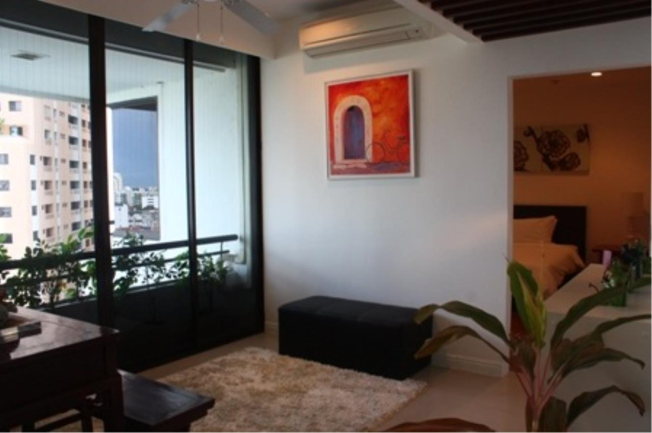 BKK Condos Agency's Duplex 3 bedroom for sale at Moon Tower 7