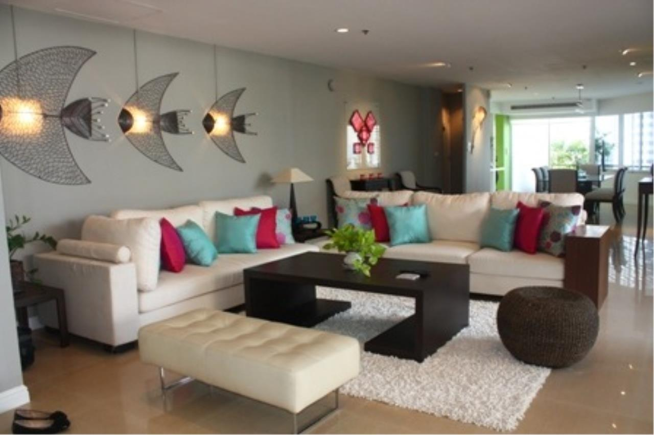 BKK Condos Agency's Duplex 3 bedroom for sale at Moon Tower 2