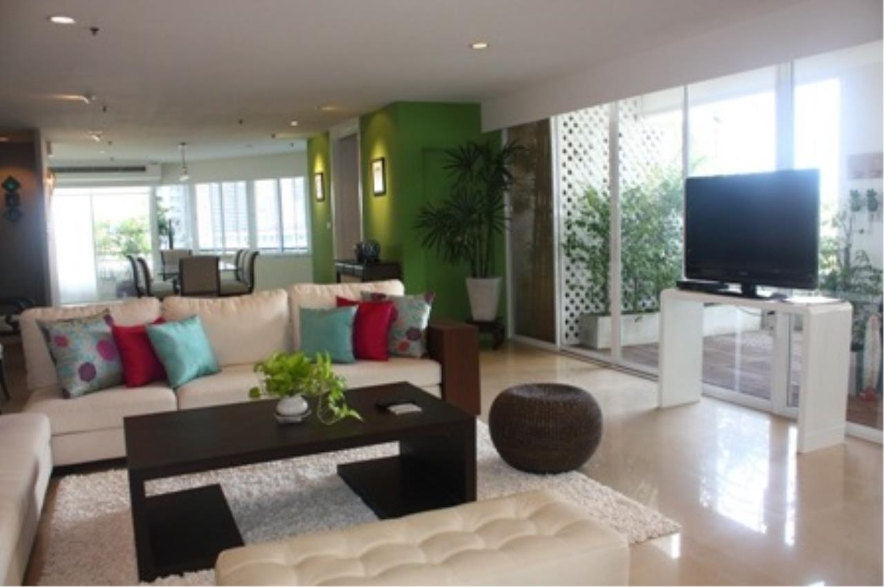 BKK Condos Agency's Duplex 3 bedroom for sale at Moon Tower 1