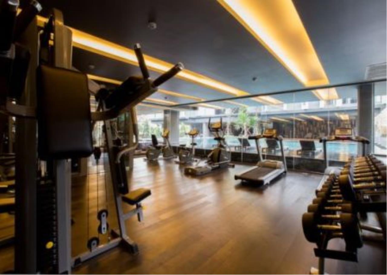 BKK Condos Agency's Very nice 1 bedroom condo for rent at Siamese Gioia 9