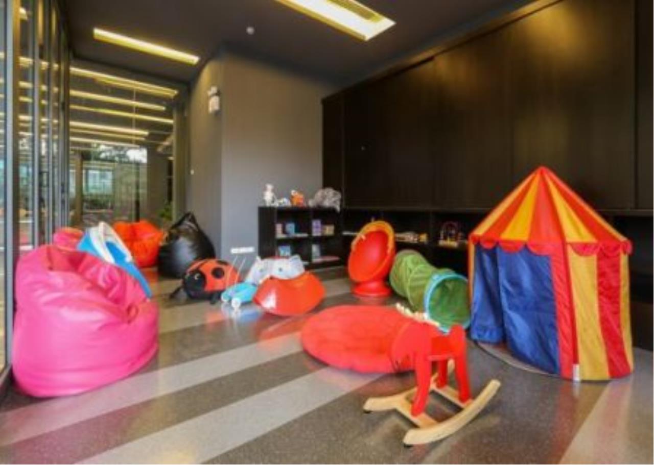 BKK Condos Agency's Very nice 1 bedroom condo for rent at Siamese Gioia 8