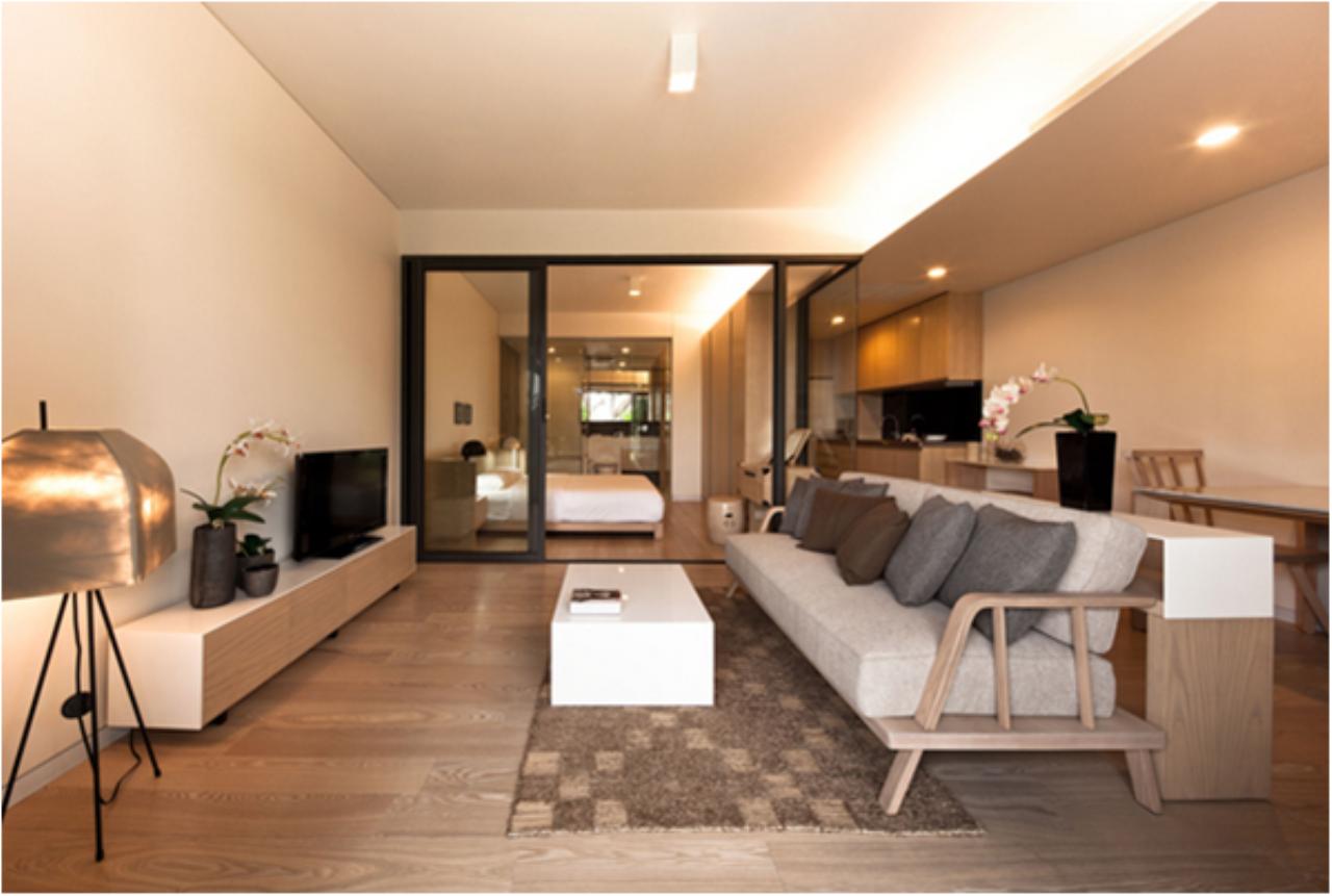 BKK Condos Agency's Very nice 1 bedroom condo for rent at Siamese Gioia 1