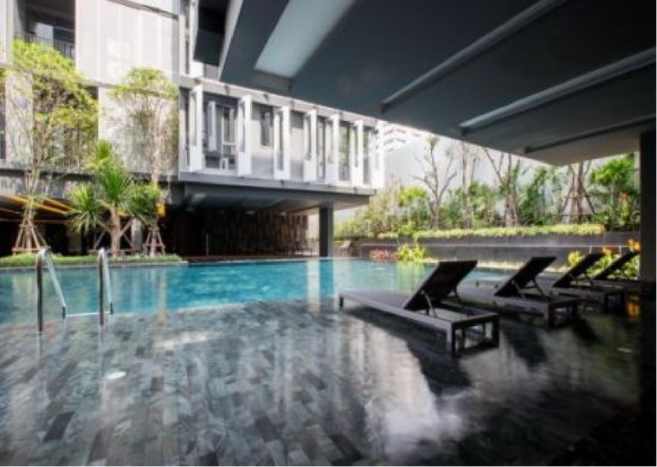 BKK Condos Agency's Very nice 1 bedroom condo for rent at Siamese Gioia 5