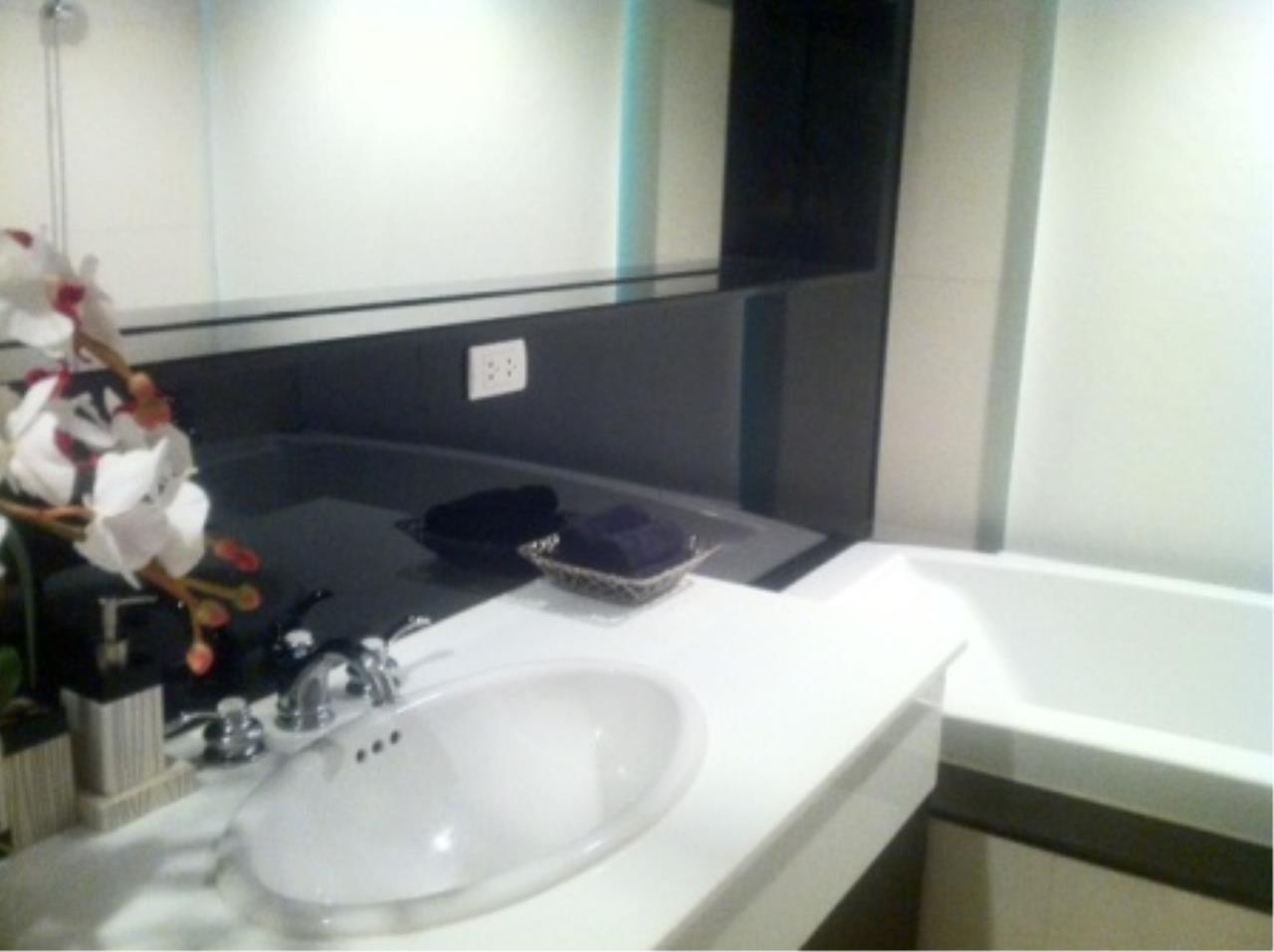 BKK Condos Agency's Studio room for rent at The Address Chidlom  5
