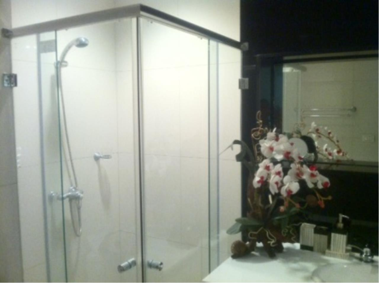 BKK Condos Agency's Studio room for rent at The Address Chidlom  4