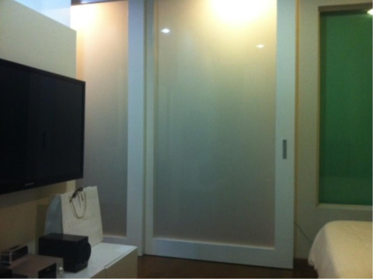 BKK Condos Agency's Studio room for rent at The Address Chidlom  2