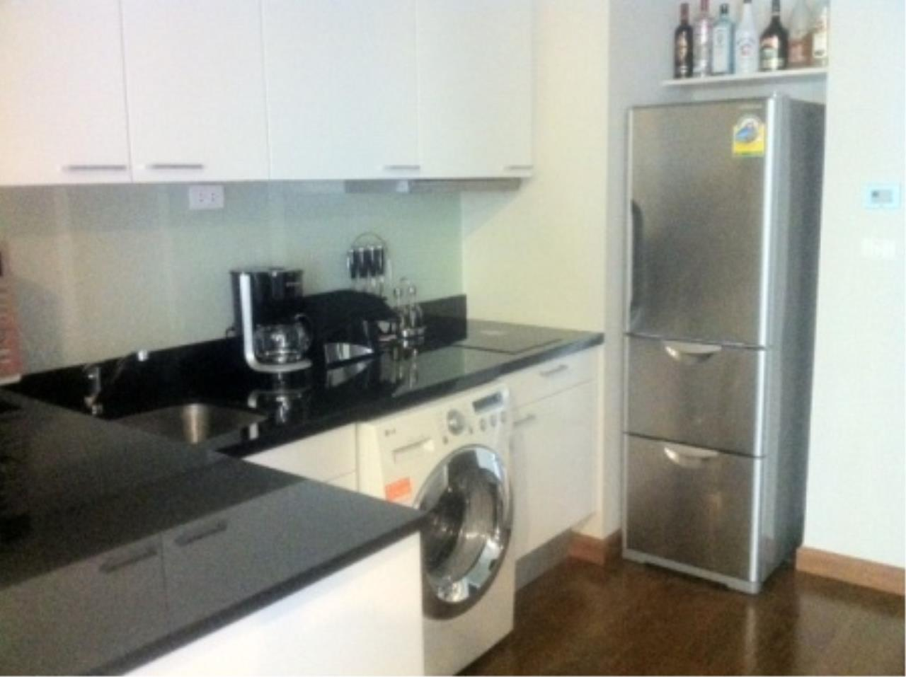BKK Condos Agency's Studio room for rent at The Address Chidlom  1