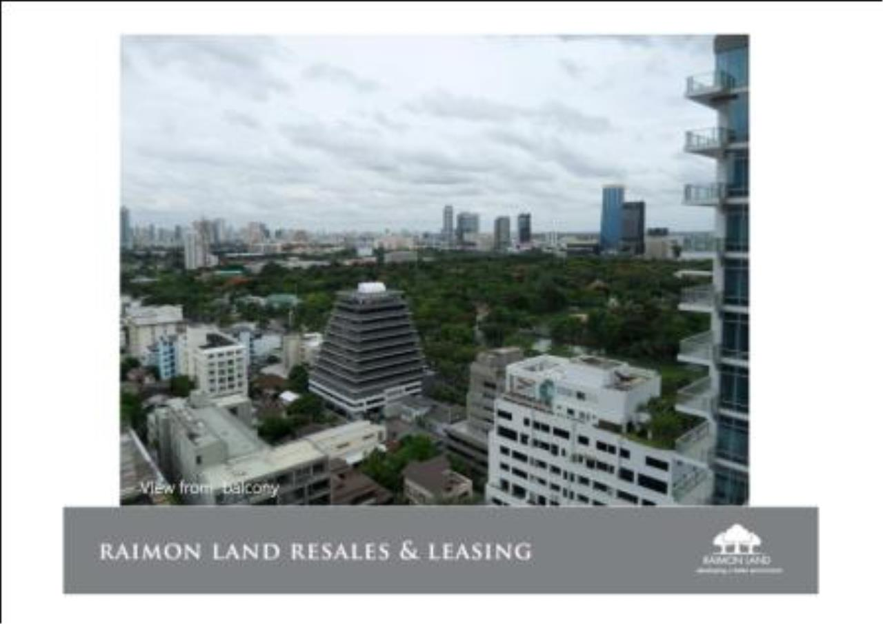 BKK Condos Agency's 2 3 bedroom condos for rent and sale at 185 Rajadamri  6