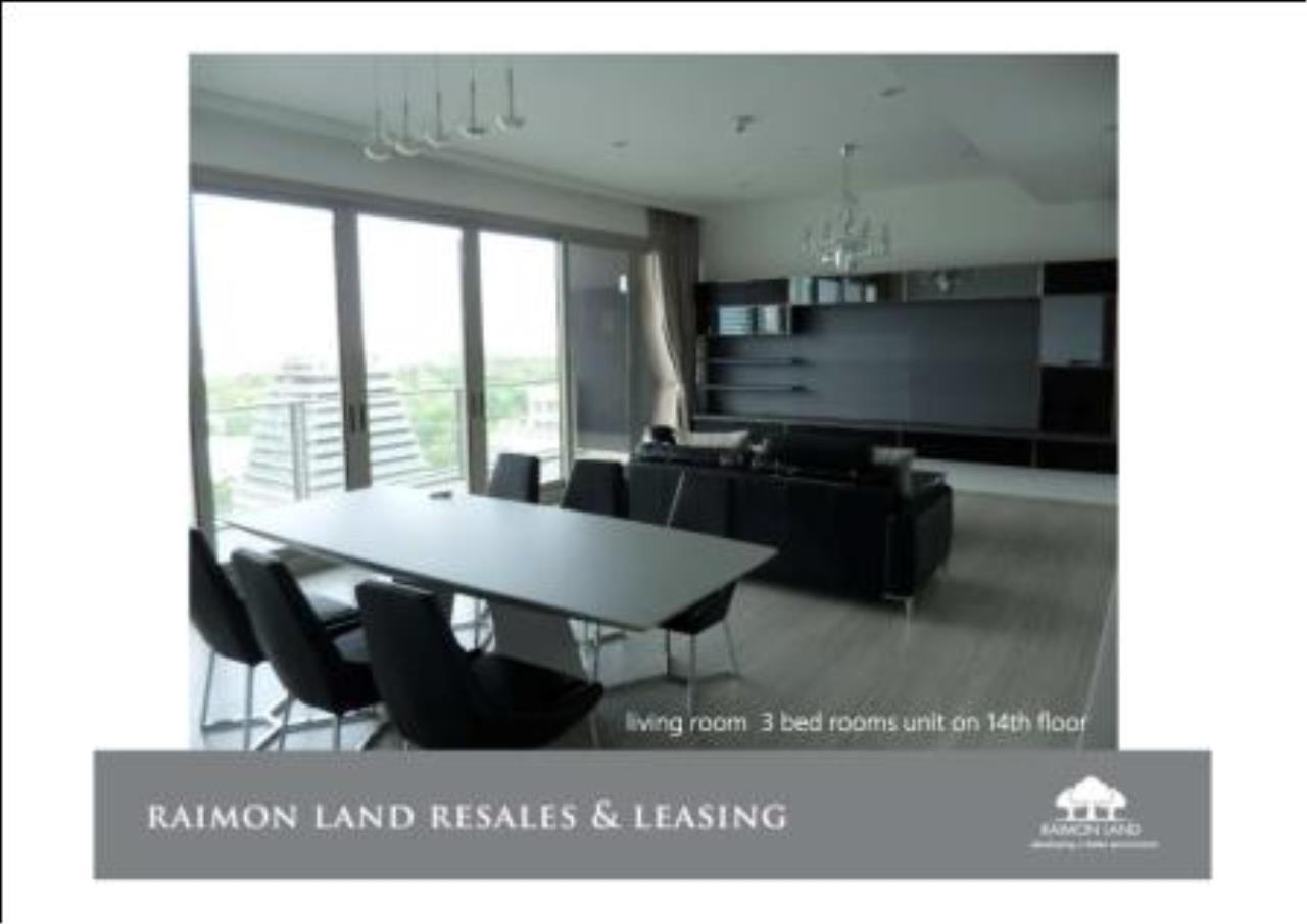 BKK Condos Agency's 2 3 bedroom condos for rent and sale at 185 Rajadamri  2