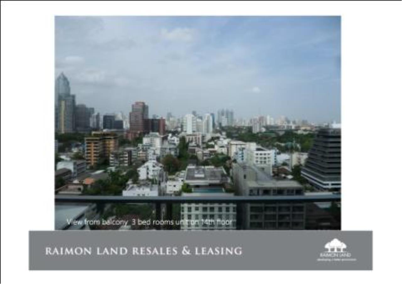 BKK Condos Agency's 2 3 bedroom condos for rent and sale at 185 Rajadamri  1