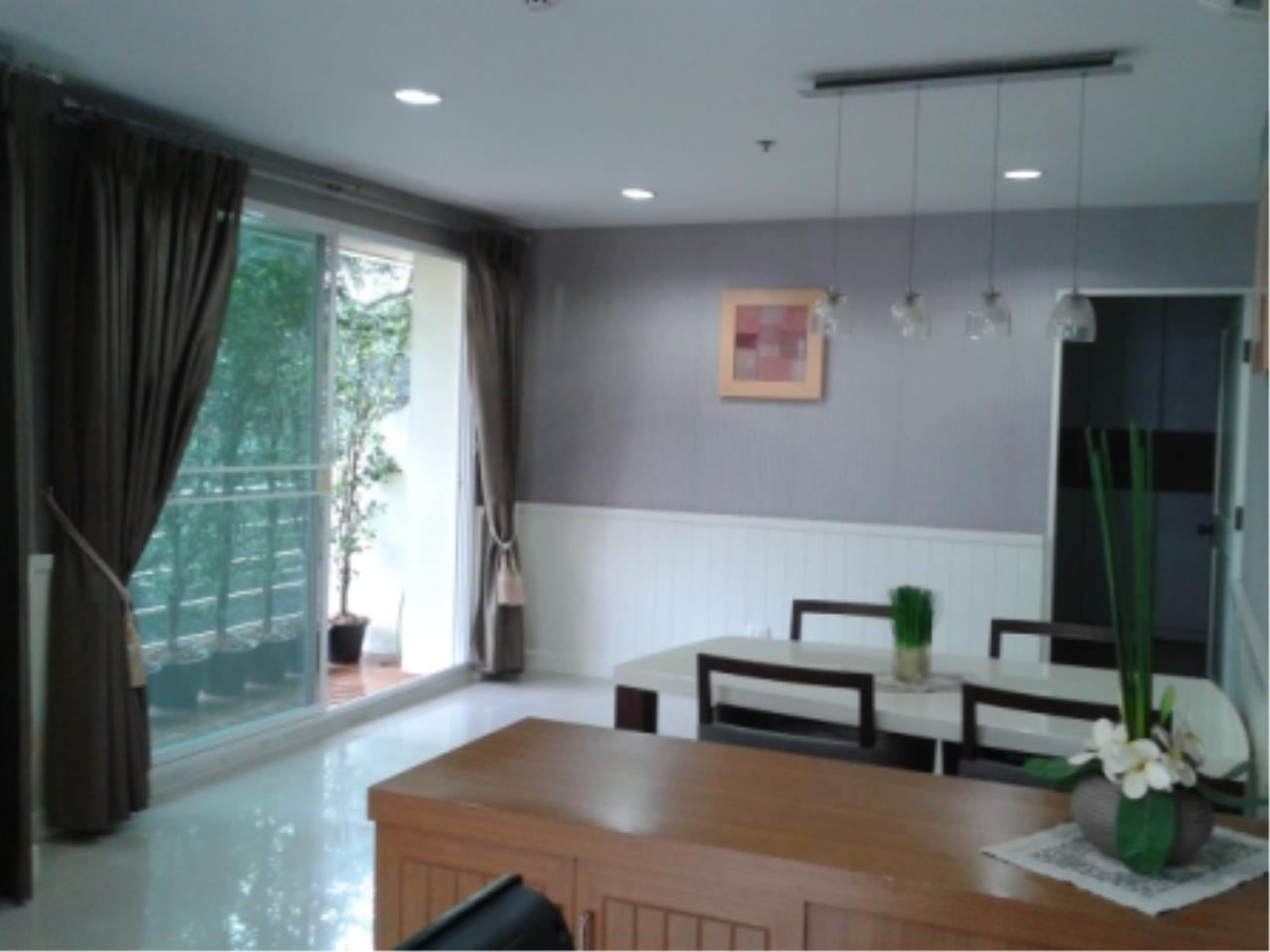 BKK Condos Agency's 2 bedroom condo for rent at Serene Place 4