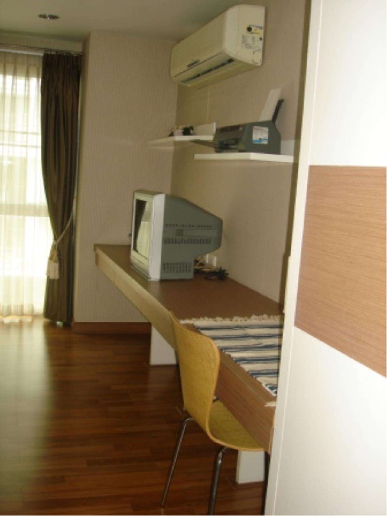 BKK Condos Agency's 2 bedroom condo for rent at Serene Place 9